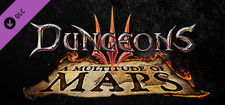 Image for Dungeons 3 - A Multitude of Maps