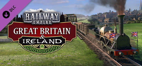 Image for Railway Empire - Great Britain & Ireland